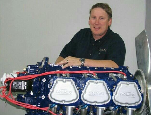 Jason Crowell – Aerotec Engines Limited