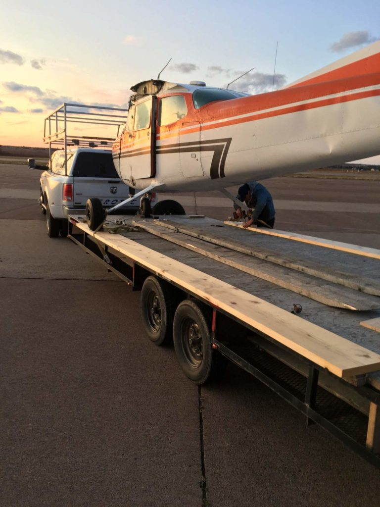 Aerotec Engines: Aircraft Recovery and Salvage