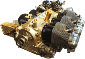XP470 engine